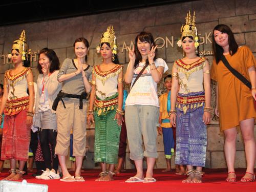 Ý kiến khách hàng sau khi đi Tour Campuchia ngày 27/03/2014