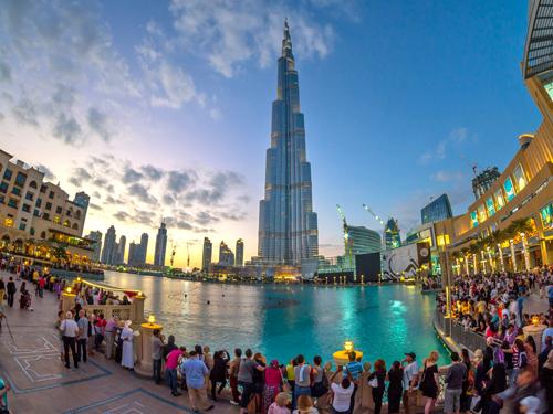 Ý kiến khách hàng đi Tour Dubai ngày 03/02/2014