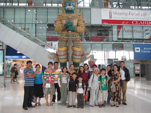 Cảm nhận khách hàng đi Tour Thái Lan ngày 21/01/2015