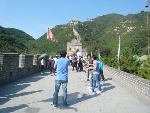Cảm nhận khách hàng đi Tour Trung Quốc ngày 28/11/2013