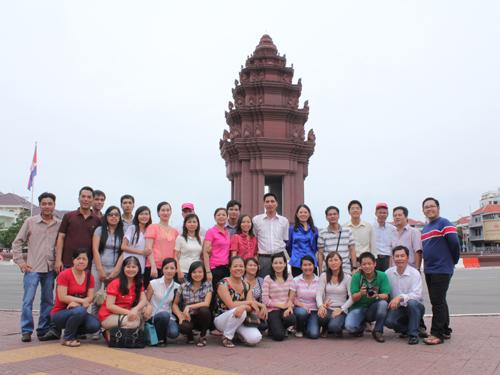 Cảm nhận khách hàng đi tour Campuchia ngày 17/07/2014