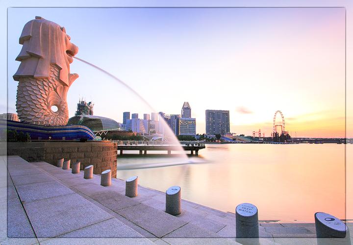 Du lịch Singapore - Malaysia Hành trình hai quốc gia