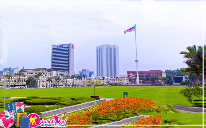 Du lịch Malaysia 4 ngày khởi hành từ Sài Gòn giá tốt 2016