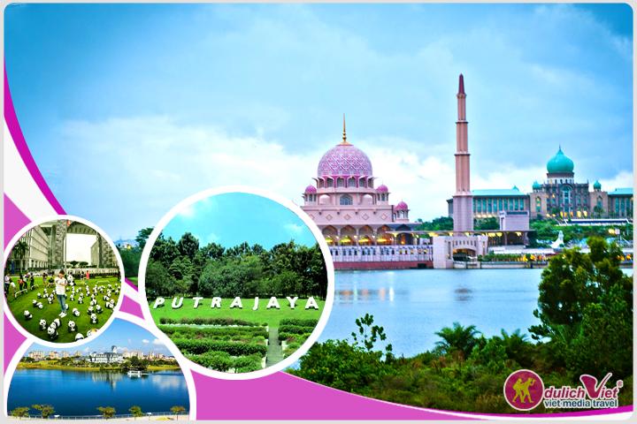 Du lịch Malaysia 3 ngày 2 đêm giá tốt từ Sài Gòn 2016