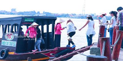 Du lịch miền Tây 2 ngày khởi hành từ Sài Gòn giỗ tổ Hùng Vương 10/3