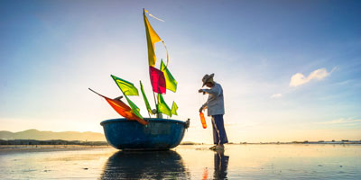 Du Lịch Nha Trang Sài Gòn - Du Ngoạn 4 Đảo Nha Trang (T5/2015)