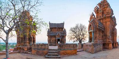 Du Lịch Đảo Bình Hưng – Tháp Chàm PoKlong Garai (T8/2016)