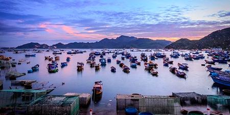 Du Lịch Cam Ranh - Đảo Bình Ba 2 ngày 2 đêm giá tiết kiệm (T12/2017)