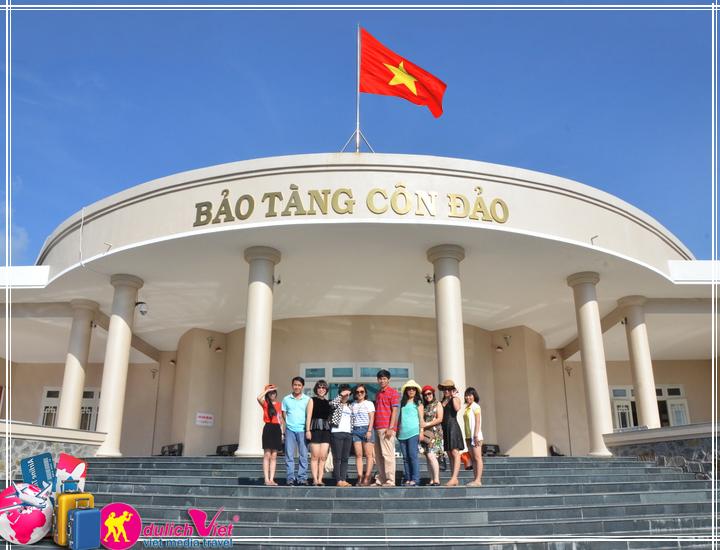 Du Lịch Côn Đảo 2 ngày 1 đêm bay từ Sài Gòn giá tốt 2017