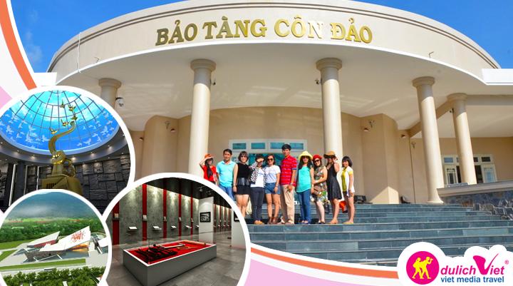 Du Lịch Côn Đảo 2 ngày 1 đêm khởi hành từ Sài Gòn giá tốt hè 2016