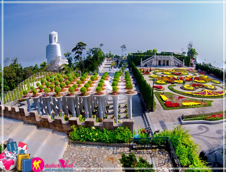 Du Lịch Đà Nẵng - Huế - Hồ Truồi - Bạch Mã xem pháo hoa Đà Nẵng 2017