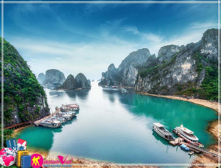Du Lịch Miền Bắc - Hạ Long - Ninh Bình - Sapa - Ninh Bình dịp lễ 30/4