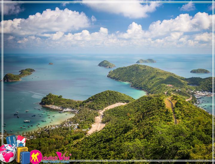 Du Lịch Rạch Giá - Khám Phá Đảo Nam Du 3 ngày 3 đêm giá tốt hè 2017