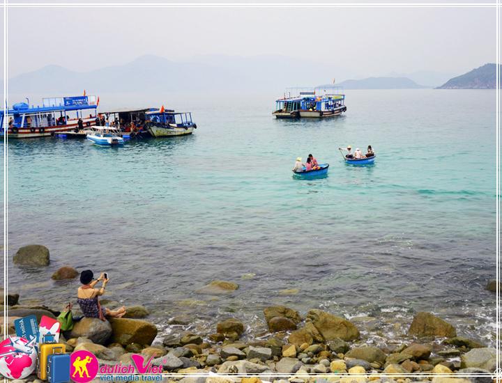 Du Lịch Nha Trang - 4 Đảo - Vinpearl - Nhà Thờ Đá 4 ngày (T12/2017)