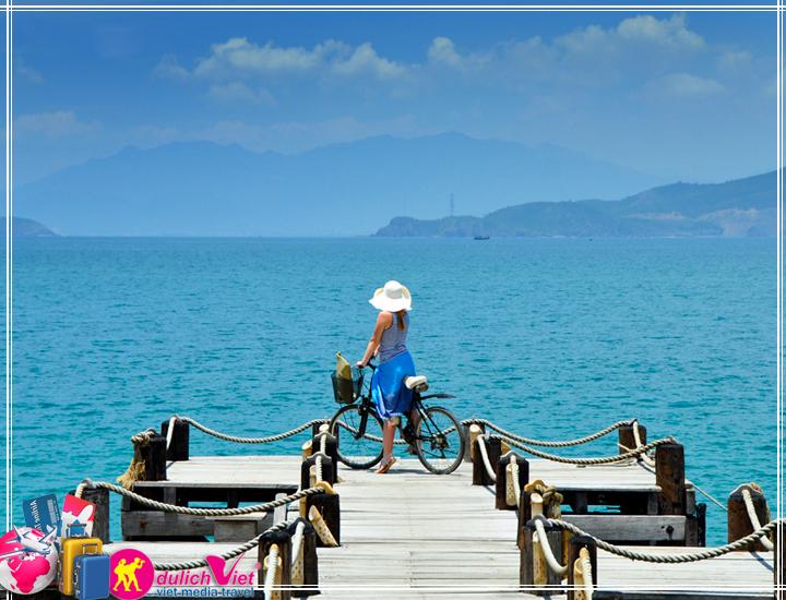 Du Lịch Nha Trang - Đảo Điệp Sơn 3 ngày giá tốt tết Âm Lịch 2017