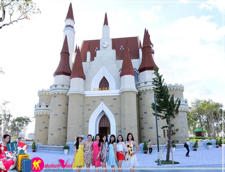 Tour Hà Tiên - Phú Quốc 3 ngày 3 đêm khởi hành từ Sài Gòn (T12/2017)