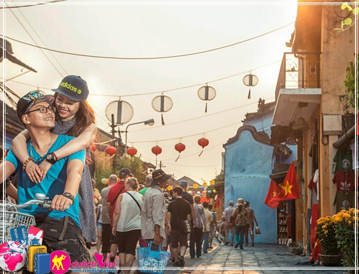 Du Lịch Miền Trung - Cù Lao Chàm 4 ngày lễ hội pháo hoa Đà Nẵng 2017