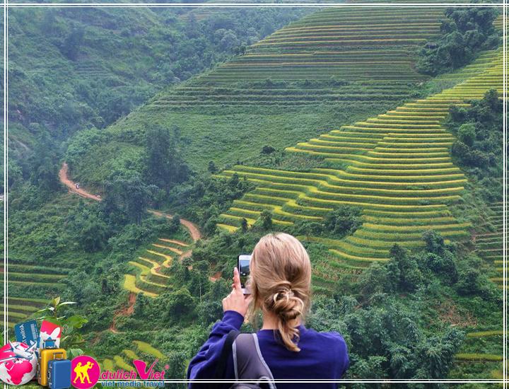 Du Lịch Miền Bắc - Hà Nội - Hạ Long - Sapa - Hàm Rồng 5 ngày hè 2017