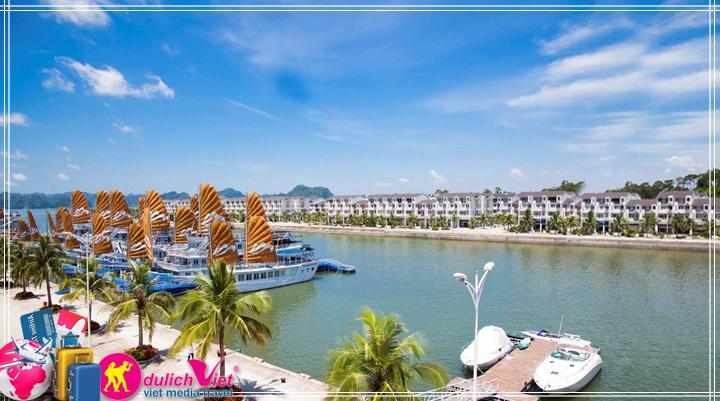 Du Lịch Miền Bắc - Hạ Long - Ninh Bình khởi hành từ Sài Gòn (T10/2016)