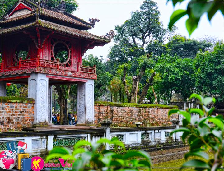Du Lịch Miền Bắc - Hạ Long - Bắc Ninh - Sapa 5N4Đ bay từ Sài Gòn