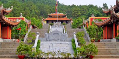 Du Lịch Côn Sơn - Kiếp Bạc tết Ất Mùi 2015 khởi hành từ Hà Nội
