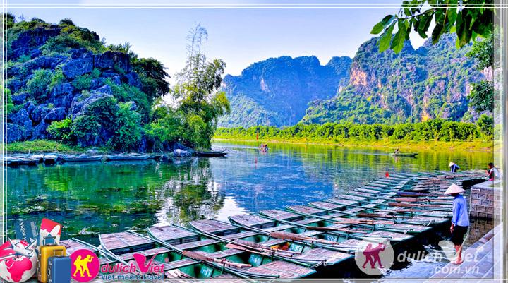 Du Lịch Miền Bắc - Sapa - Ninh Bình 4 ngày noel & Tết Dương Lịch 2017