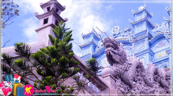 Du Lịch Miền Trung: Sài Gòn - Huế - Cù Lao Chàm 4 ngày (T8/2016)