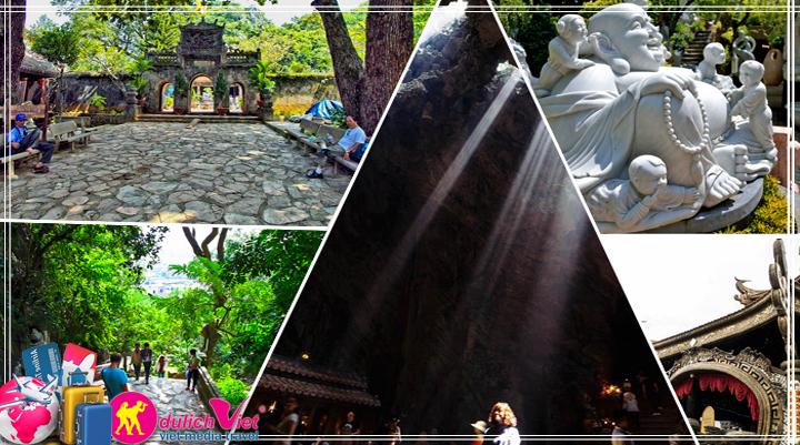 Du lịch Miền Trung - Bạch Mã 4 ngày giá tốt dịp lễ 02/9 từ Sài Gòn
