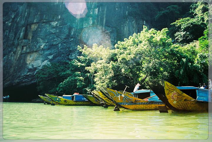 Du Lịch Miền Trung - Sài Gòn - TĐ La Vang - Phong Nha 5 ngày (T3/2016)