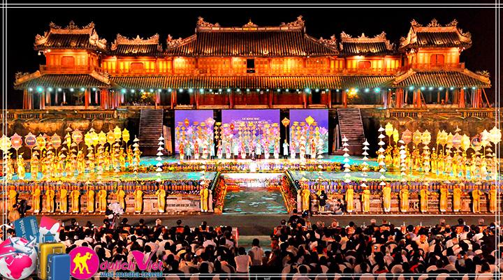 Du Lịch Miền Trung tham quan Festival Huế 2016