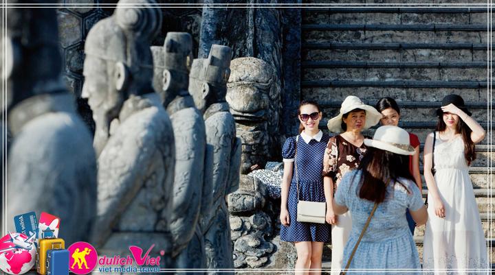 Du Lịch Miền Trung - Động Phong Nha Quảng Bình 5 ngày (T10/2016)
