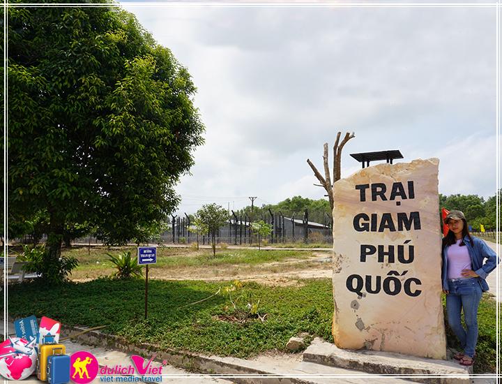Du Lịch Phú Quốc - Nam Đảo 3 ngày 2 đêm mùa thu 2016 bay từ Sài Gòn