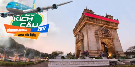 Tour Đà Nẵng - Lào - Đông Bắc Thái Kích Cầu Vietnam Airlines 2017