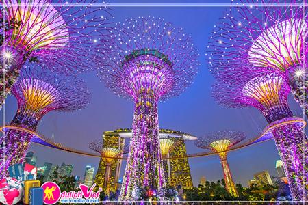 Du lịch Singapore 1 ngày tự do khởi hành từ Sài Gòn giá tốt