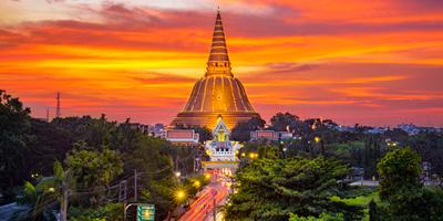 Tour du lịch Thái Lan Bangkok - Pattaya 5 ngày 4 đêm (T8/2015)