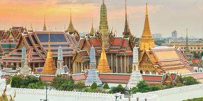 Tour Thái Lan Bangkok - Pattaya khởi hành Hà Nội