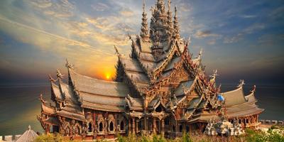 Du lịch Thái Lan Bangkok - Pattaya 5 ngày giá tốt 2016 từ SG