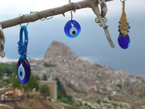 Cappadocia - Thung lũng nấm kì diệu