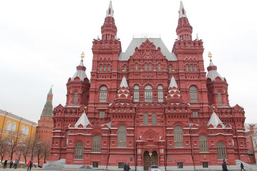Nhớ đêm trắng nước Nga