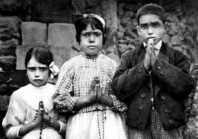 Những bí mật ở Fatima