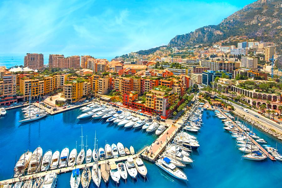 Lý do Monaco trở thành miền đất hứa của giới Thượng Lưu