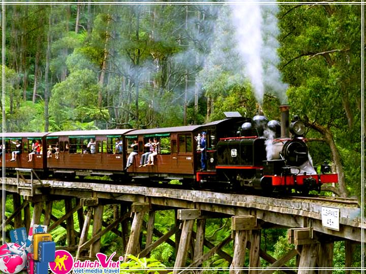 Du lịch Úc Sydney - Central Coast - Canberra - Melbourne - Dangdenong
