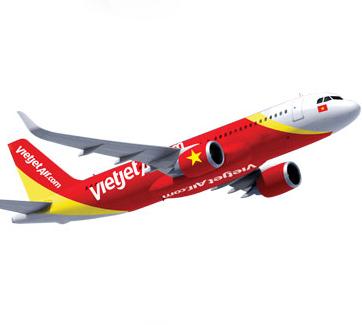 Vé máy bay VietJet Air đi TP. HCM từ Hà Nội giá rẻ