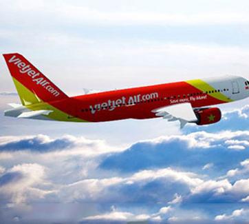 Giá vé VietJet Air đi Tân Sơn Nhất giá rẻ