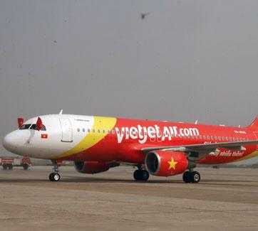 Đặt vé VietJet Air từ Hà Nội đi Nha Trang