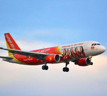 Vé máy bay đi Hà Nội từ Tp.HCM giá tốt