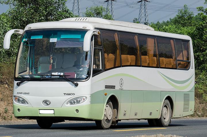 Thuê xe 35 chỗ hiệu Thaco đi Mai Châu dịp Tết