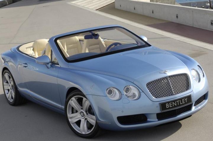 Cho thuê xe Bentley 4 chỗ đi Rạch Giá