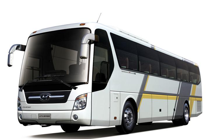 Thuê xe Hyundai Universe 45 chỗ tại Hà Nội