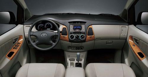Noi that xe Toyota Innova